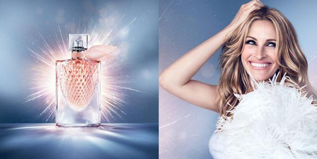 Oficjalne materiały z kampanii perfum La Vie Est Belle L'Eclat L'Eau de Toilette