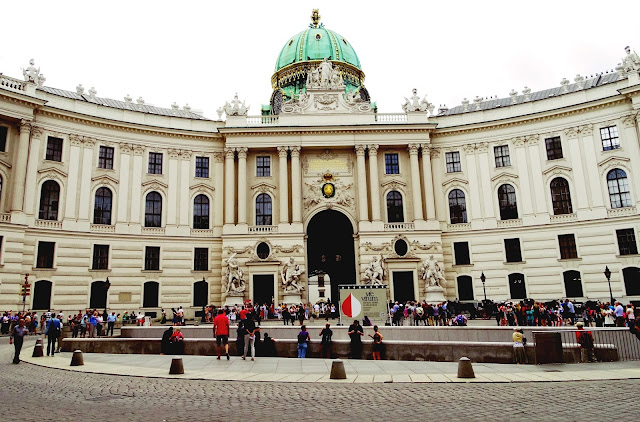 Wiedeń - top atrakcje