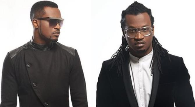 When twin brothers and singers, Peter and Paul Okoye of P-Square, were 'threatening' to go their separate ways some months back