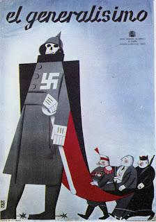 el generalisimo by Pedero Carteles de la Republica y la Guerra Civil #551