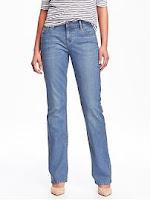 Boot Cut Jeans - IDEGAYA