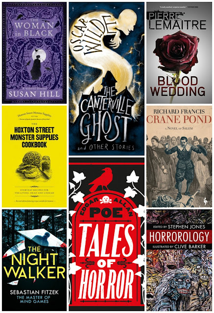 Halloween Reading Recommendations + Reviews