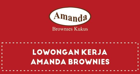 Lowongan Kerja Makassar Pramuniaga Amanda Brownies Terbaru 2019