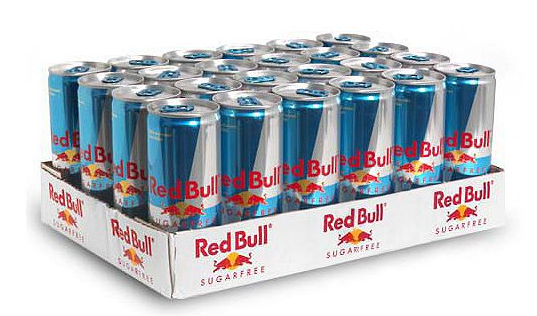 Coupons And Freebies: 48 Cans of 8.4oz Red Bull Sugar Free Energy ...