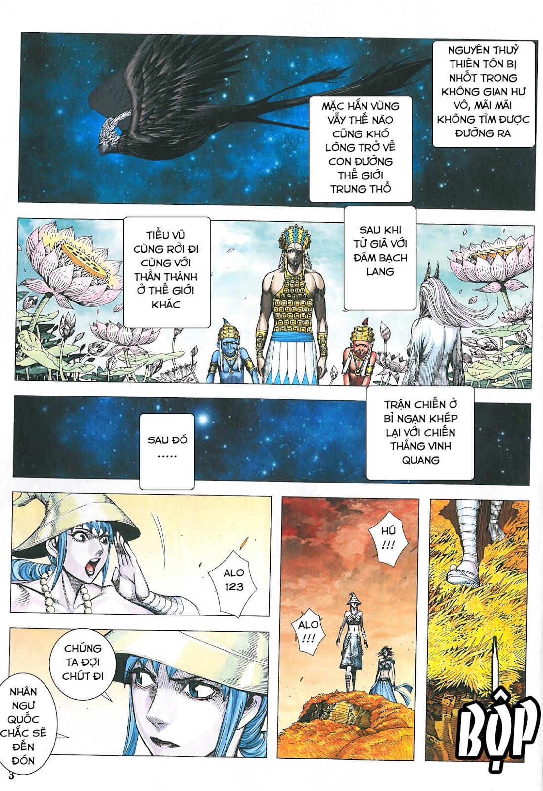 Tây Du chap 182 - Trang 3
