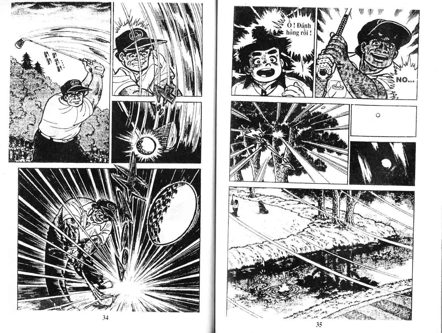 Ashita Tenki ni Naare chapter 47 trang 17