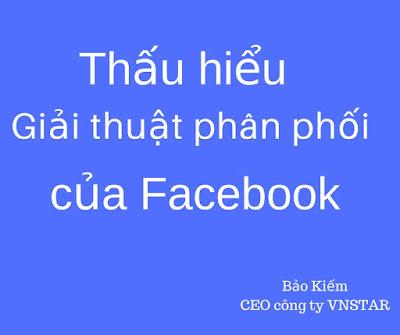 Thấu hiểu giải thuật phấn phối của Facebook