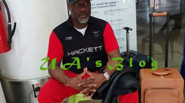 'You Are A Coward, Thunder Fire You' - Former Senator's Daughter Blasts Dino Melaye