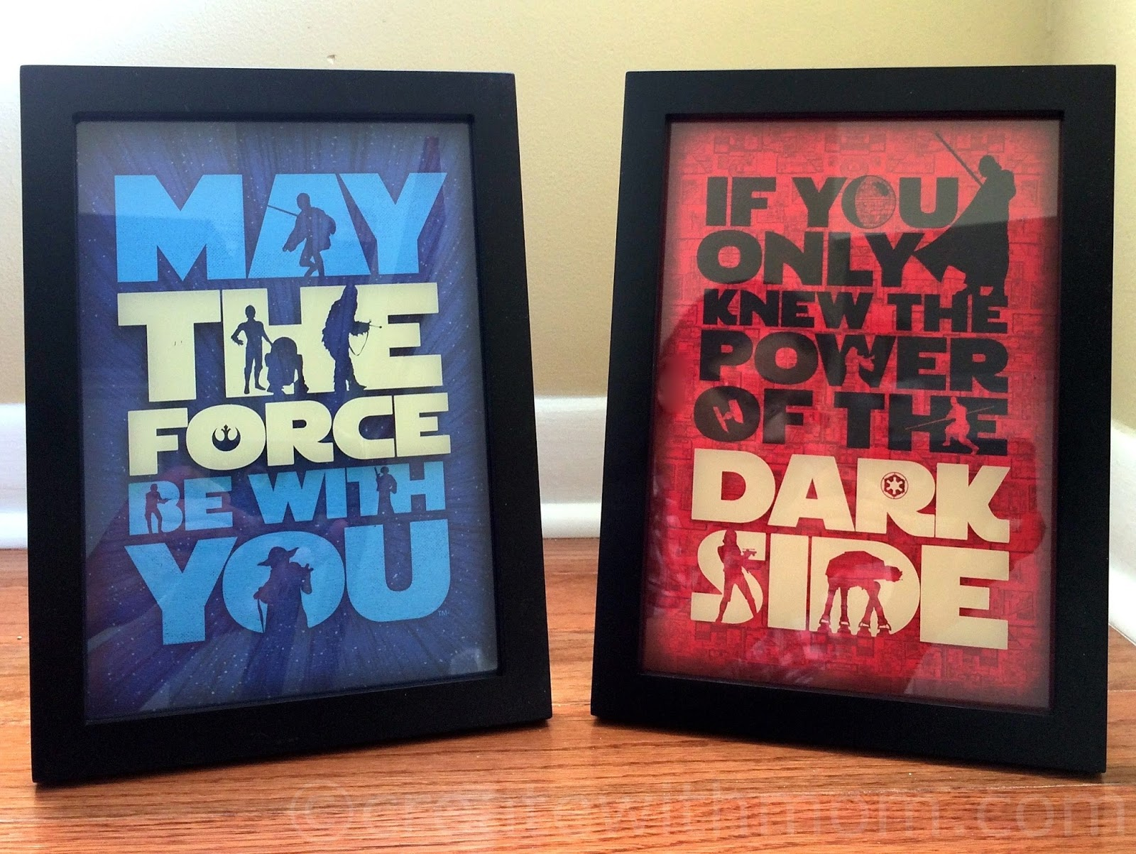 Create With Mom Star Wars Gifts To Celebrate May The 4th