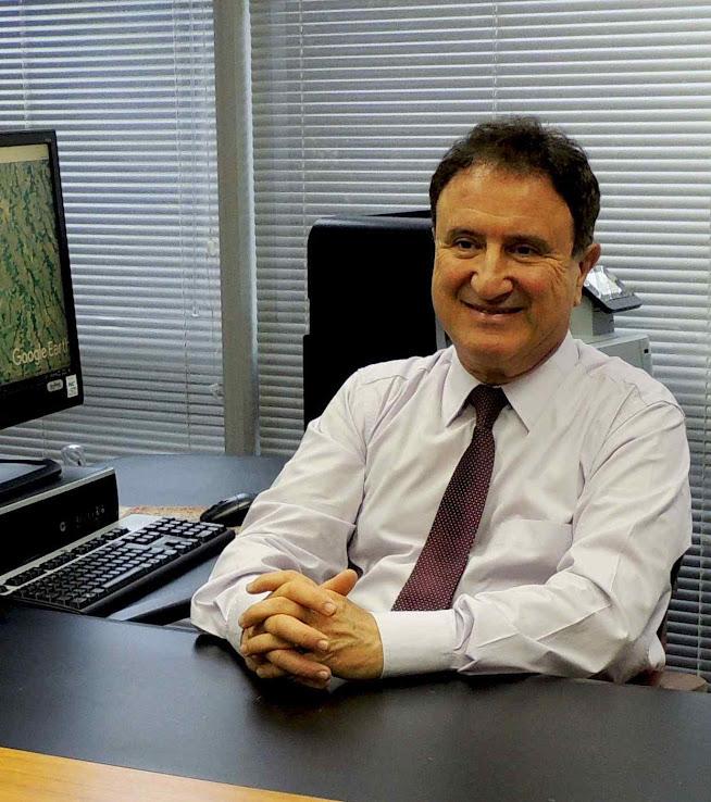 Evaristo de Miranda, coordenador do Grupo de Inteligência Territorial Estratégica da Empresa Brasileira de Pesquisa Agropecuária (Embrapa)