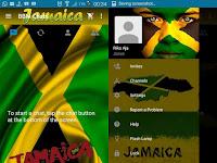 Cara Menampilkan Icon Bendera Negara di BBM Android