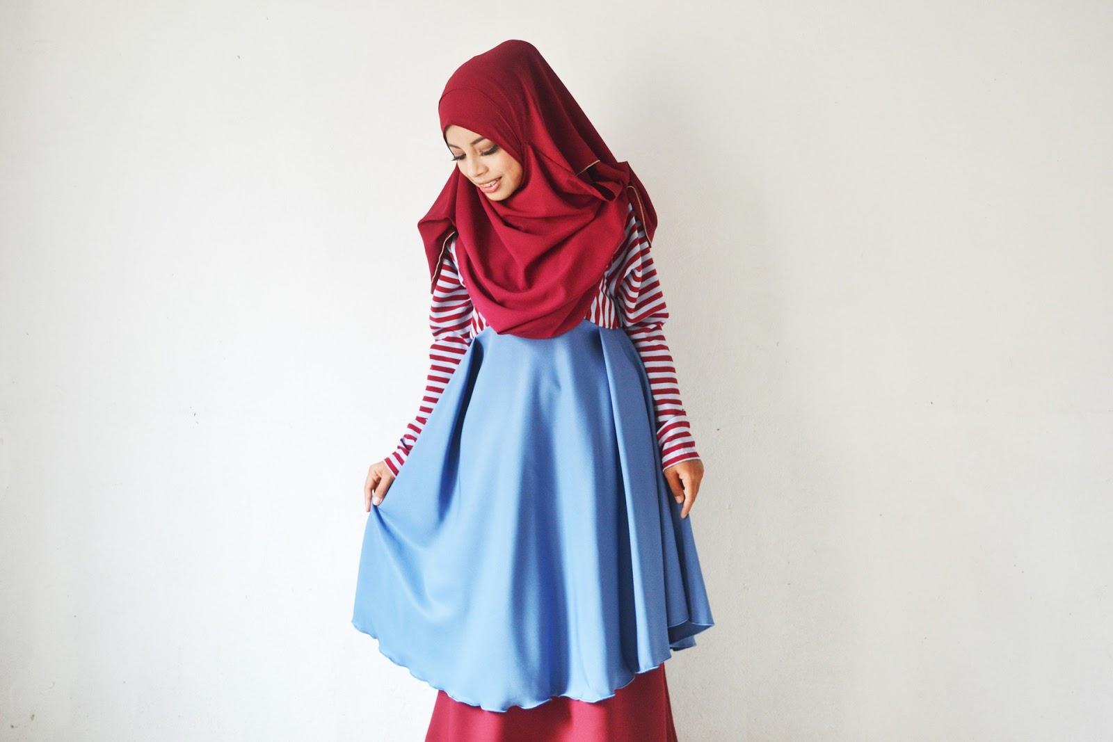 「ムスリムファッション」イスラム女性のおしゃれな服装