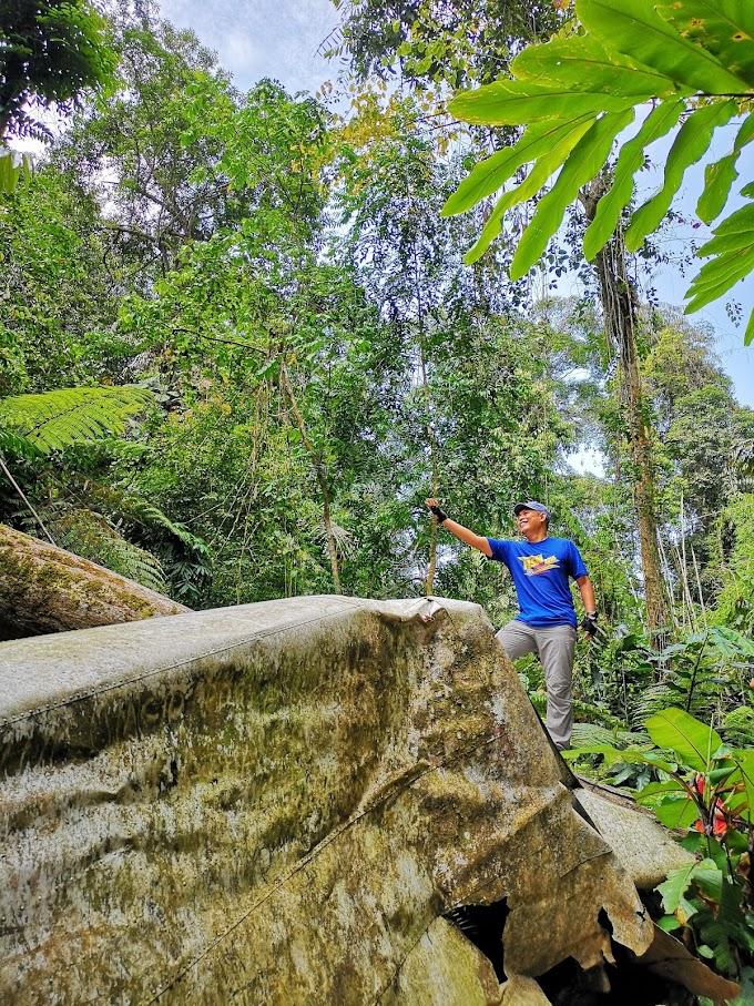 Cerita Panjang Encik Sharul Mendaki Gunung Telapak Buruk & Gunung Berembun Di Jelebu
