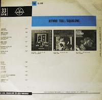 Jethro Tull - Aqualung (1971 Reprise/Gamma GX 01-459)