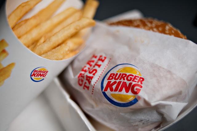 Burger King em Miami e Orlando