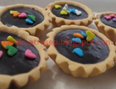 Foto Resep Mini Pie Kacang Coklat by Farah Quinn Sederhana Spesial Asli Enak