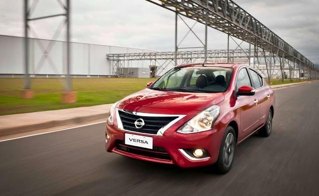 Nissan anuncia una nueva generación de Versa
