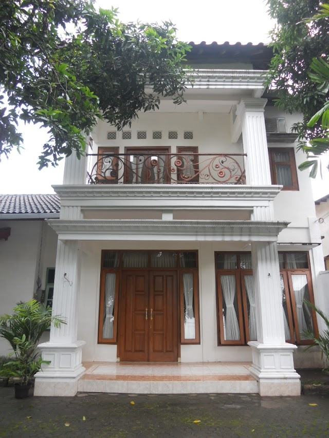Rumah Lowanu tengah kota Jogja