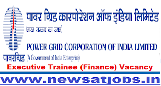 pgcil-Executive-Trainee-vacancy