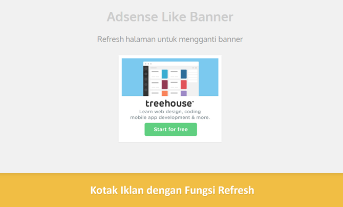 Installing the Ad Box Widget with Refresh Function
