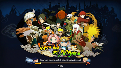 World Of Ninjas 2017 apk for android