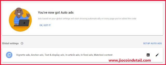 Adsense Auto Ad