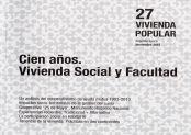 Revista Vivienda Popular (segunda época) nº27