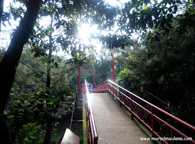 Jembatan Merah Taman Kota 2 BSD City