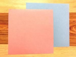cara membuat shuriken dari kertas
