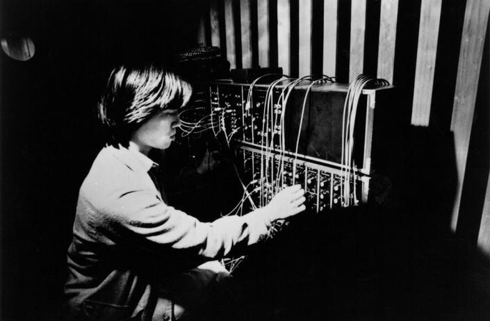 Matrixsynth Ryuichi Sakamoto With Moog Modular