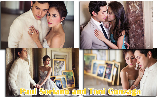 Prenuptial Photos of Toni and Paul Soriano Speak About What Love Is