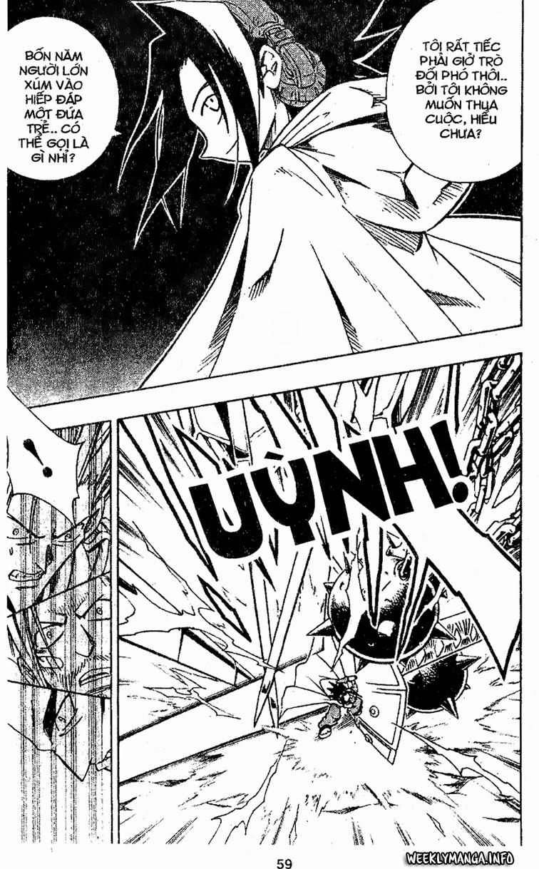 Shaman King [Vua pháp thuật] chap 212 trang 9