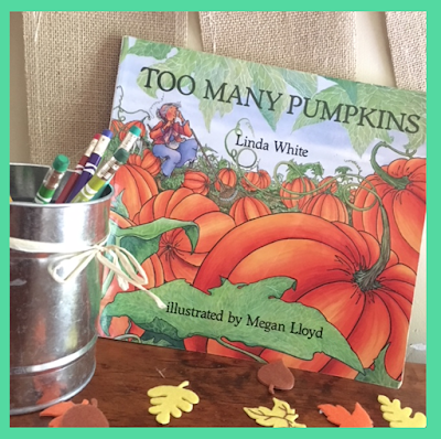 autumn picture book freebie