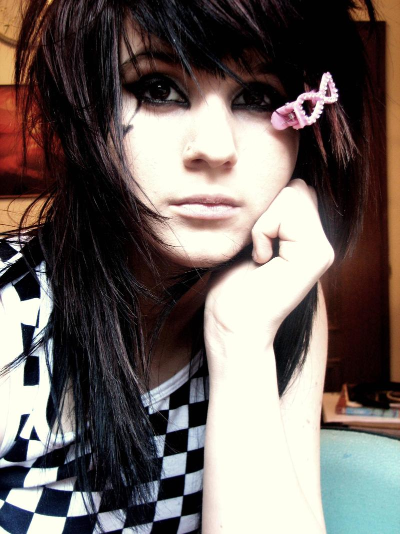 Emo Hair Emo Hairstyles Emo Haircuts The Popularity