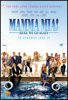 Cartel de Mamma Mia: Una y otra vez