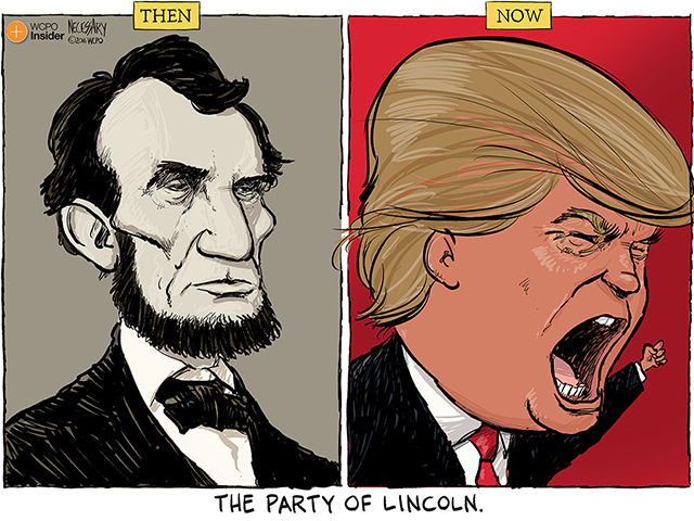 Ants Grasshoppers Lincoln In 1860s Political Cartoons
