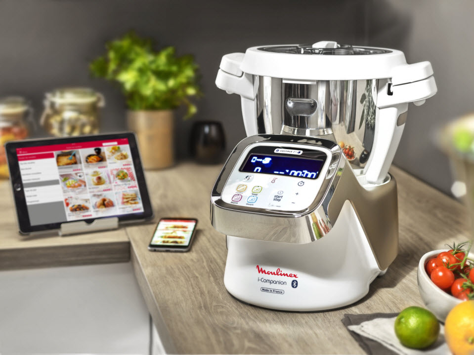 Cuisine Companion - o robot multifunções da Moulinex tem nova ...