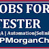 Urgent Requirement for Software Engineer in JP Morgan chase