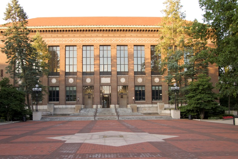 University of Michigan International Center Places to Study in