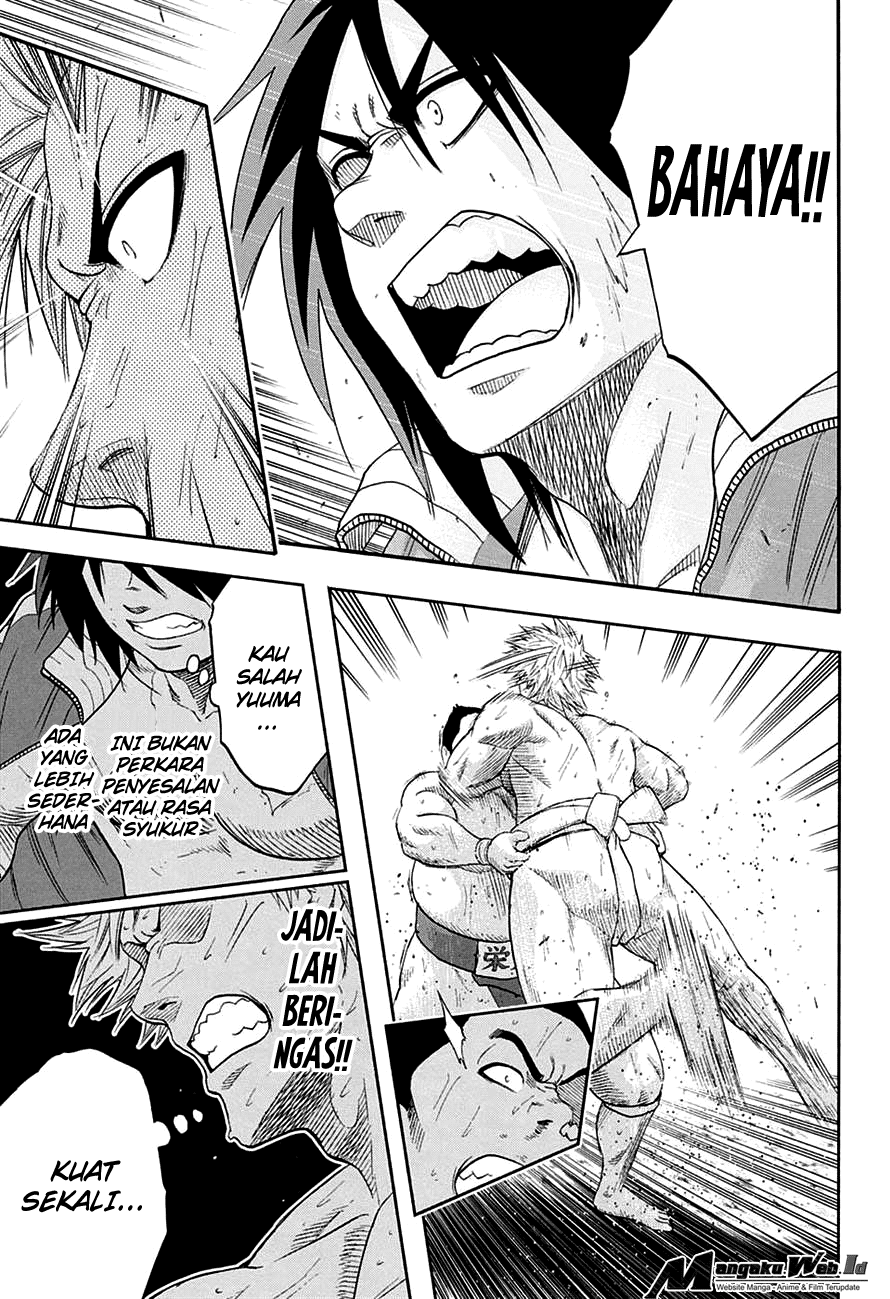 Hinomaru Zumou Chapter 142-11