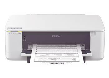 Epson K200 Review