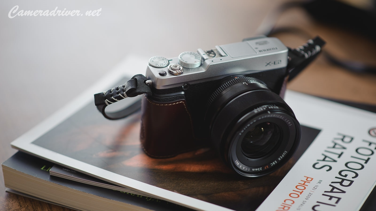 Fujifilm X-E2 Camera Software and Firmware Update Version 4.10