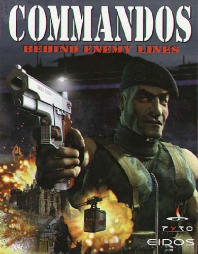 Game Commandos ini walau merupakan game lama Download Commandos I, II, III Full Free
