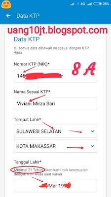 Pinjaman Tunaiku Kode Agen uang10jt Pinjaman uang Semarang