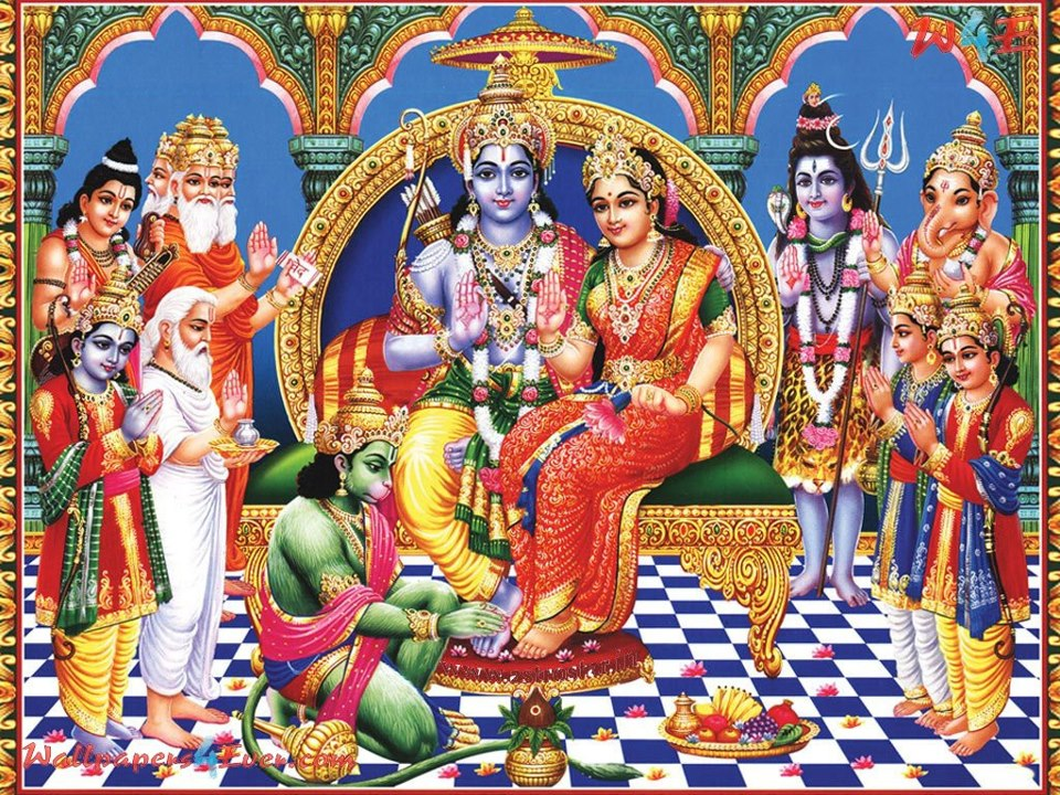 Sri Rama Ji Darbar Wallpapers Pictures P Os Images Pics Pixs Snaps