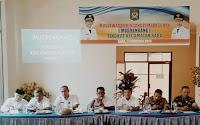 Musrenbang tingkat Kecamatan Raba, Seluruh Lurah Hadir Lengkap