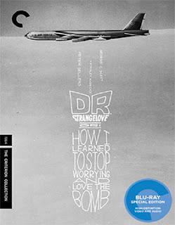 DVD & Blu-ray Release Report, Doctor Strangelove, Ralph Tribbey