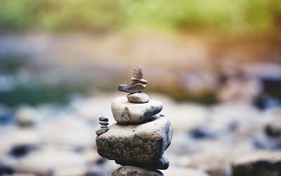stones balance widescreen hd wallpaper