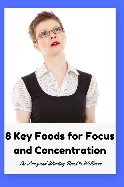8 Key Foods That Boost Focus And Concentration