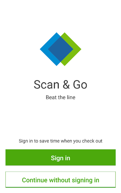Sam's Club Scan and Go App saves you time #ad #familycaring